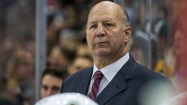 Montreal Canadiens coach Claude Julien