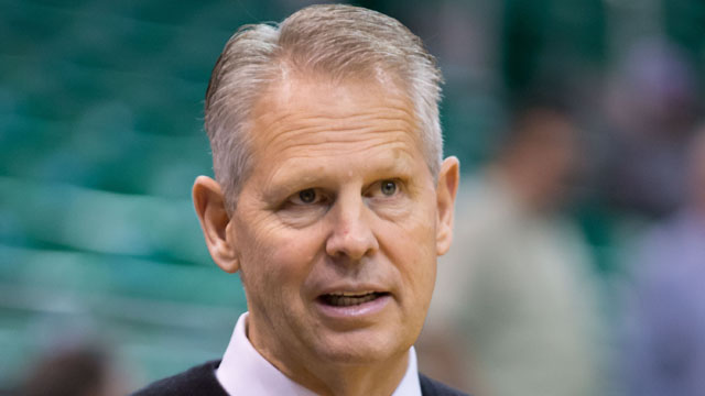 Celtics president of basketball operations Danny Ainge