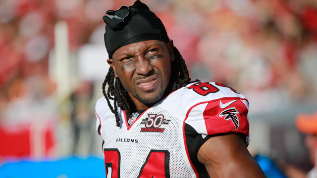 Falcons wide receiver Roddy White