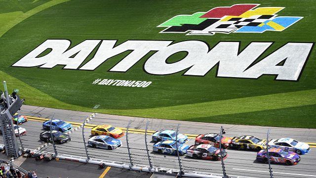 NASCAR: Advance Auto Parts Clash At Daytona