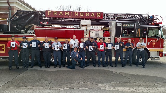 Framingham Fire Department