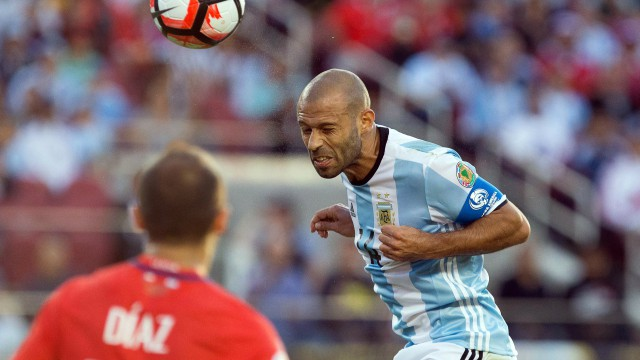 Argentina vs. Chile soccer