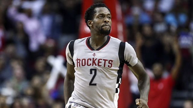 Houston Rockets guard Patrick Beverley