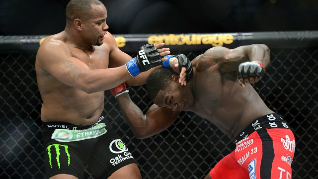 Anthony Johnson vs. Daniel Cormier