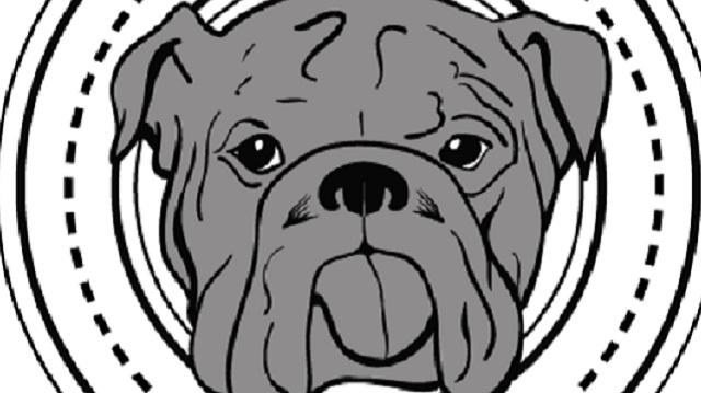 Boston Bulldogs Running Club logo