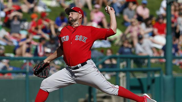 Red Sox prospect Brian Johnson