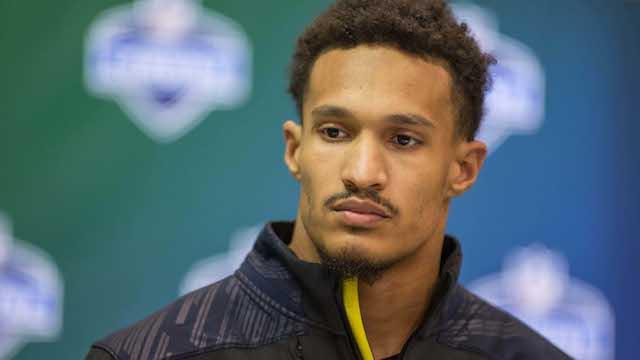 2017 NFL Draft prospect Derek Rivers