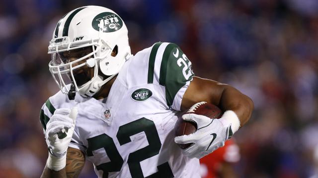 New York Jets running back Matt Forte
