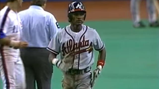 Former MLB outfielder Otis Nixon