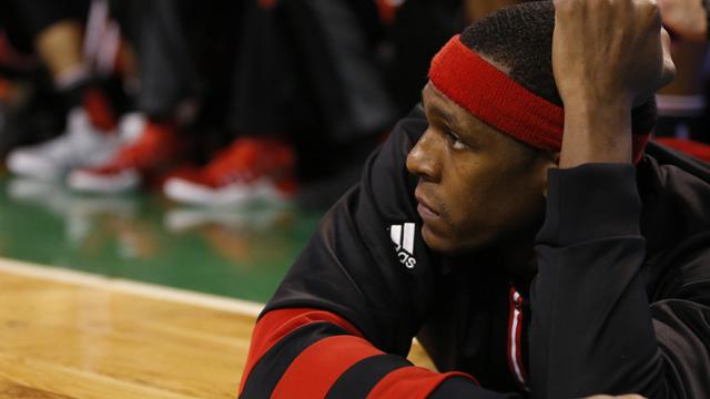 Bulls guard Rajon Rondo