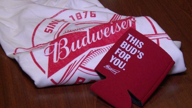 Budweiser memrobelia