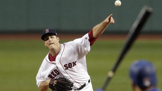 Boston Red Sox starting pitcher Drew Pomeranz