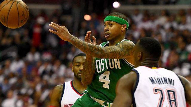 Celtics vs Wizards Game 4