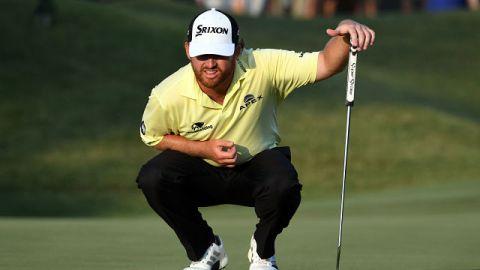 PGA golfer J.B. Holmes
