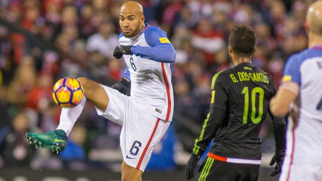 USA Soccer's John Brooks
