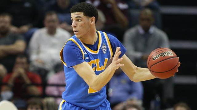 UCLA Bruins guard Lonzo Ball