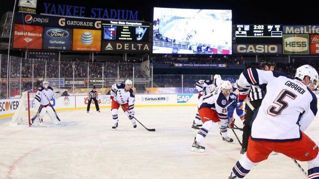Rangers vs Sabres