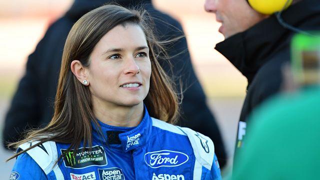 NASCAR Danica Patrick