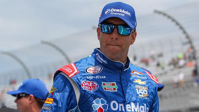 NASCAR driver Elliott Sadler