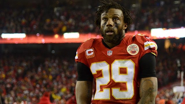 Kansas City Chiefs strong safety Eric Berry