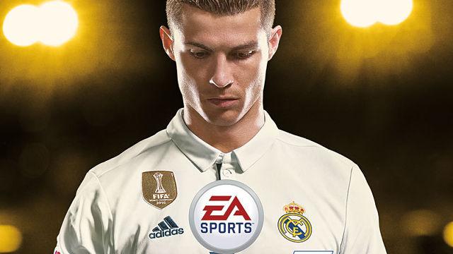 Christiano Ronaldo FIFA 18