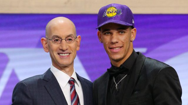 NBA Draft Winners and losers