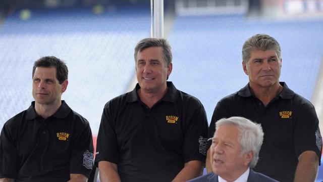 Bruins executive Cam Neely