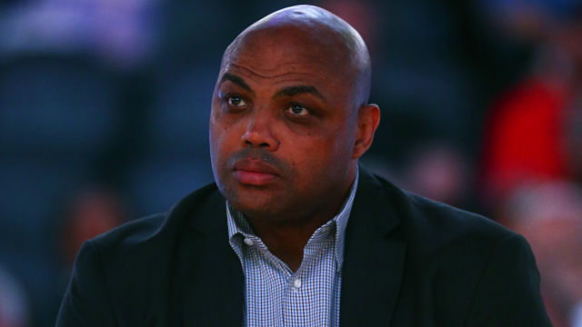 NBA Analyst Charles Barkley