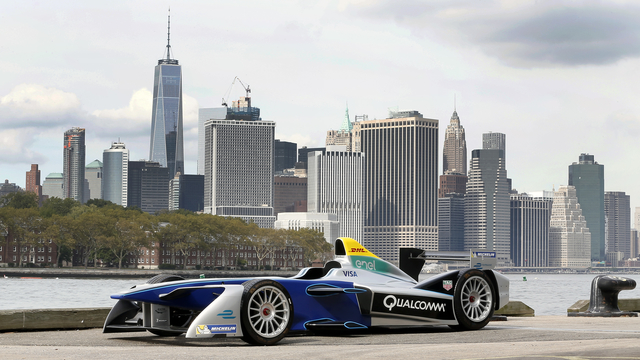 Formula E New York City ePrix