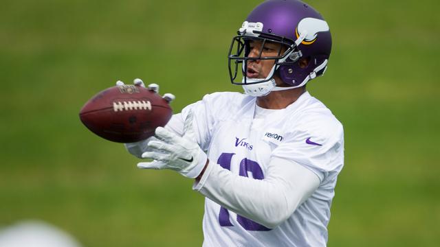 Minnesota Vikings wide receiver Michael Floyd