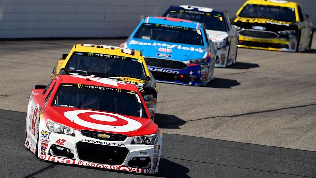 NASCAR Overton's 301 at New Hampshire