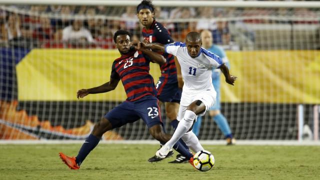 USA Soccer vs. Martinique