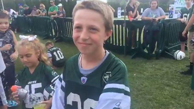 New York Jets fan