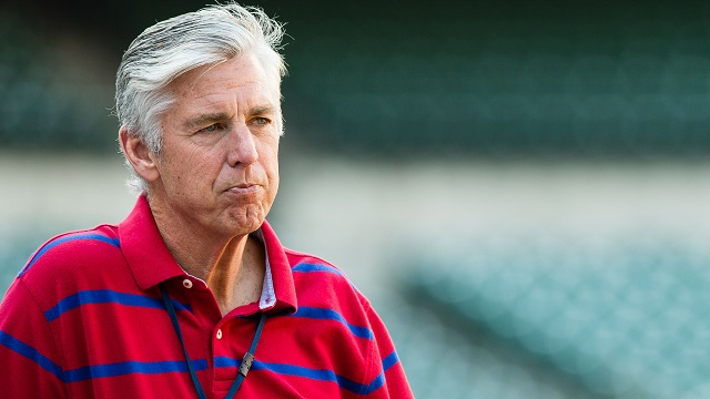 Boston Red Sox president of baseball operation Dave Dombrowski