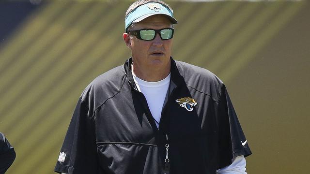 Jaguars head coach Doug Marrone