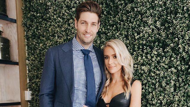 Miami Dolphins quarterback Jay Cutler and wife Kristin Cavallari