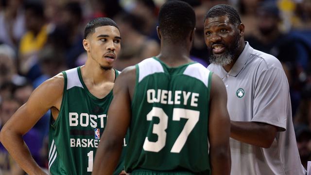 Celtics forward Jayson Tatum