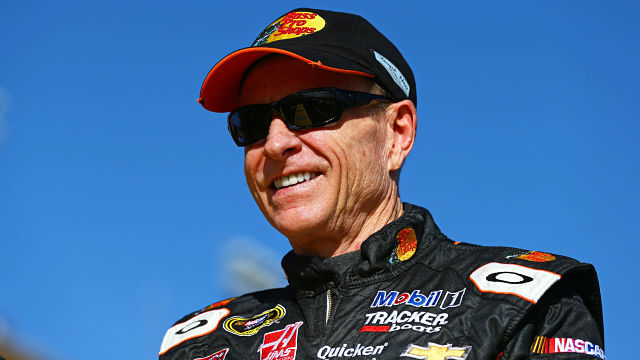 Former NASCAR driver Mark Martin