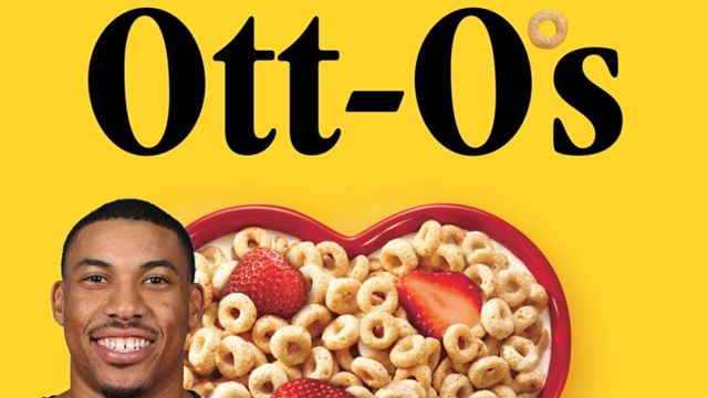 NBA Cereal