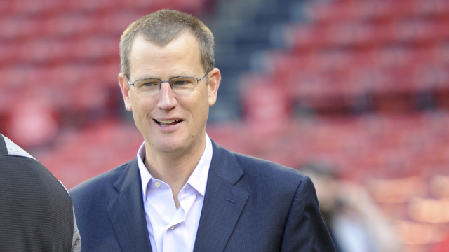 Red Sox CEO Sam Kennedy, Bruins CEO Charlie Jacobs Praise 'Take The Lead' Initiative