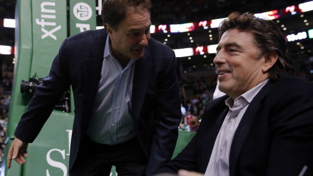Wyc Grousbeck and Steve Pagliuca