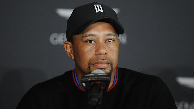 Tiger Woods Had Five Drugs In His System On Morning Of DUI ...