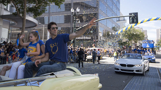 Golden State Warriors general manager Bob Myers