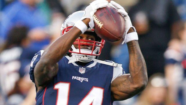 New England Patriots wide receiver Brandin Cooks
