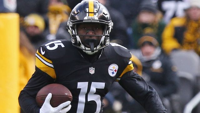 Pittsburgh Steelers wide receiver Demarcus Ayers