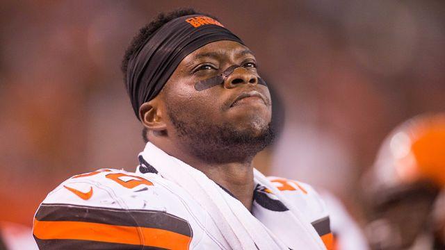 Cleveland Browns defensive end Emmanuel Ogbah