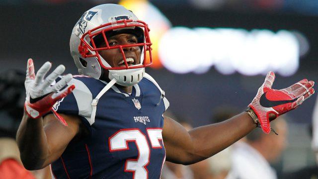 New England Patriots strong safety Jordan Richards