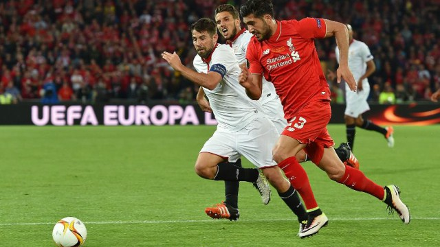 Liverpool's Emre Can