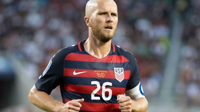 USA Soccer captain Michael Bradley