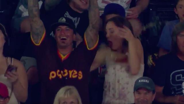 San Diego Padres fan